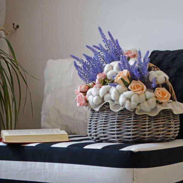 ottoman alb negru 3 -min